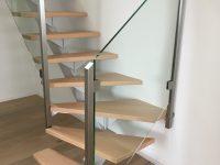 Treppe für EFH